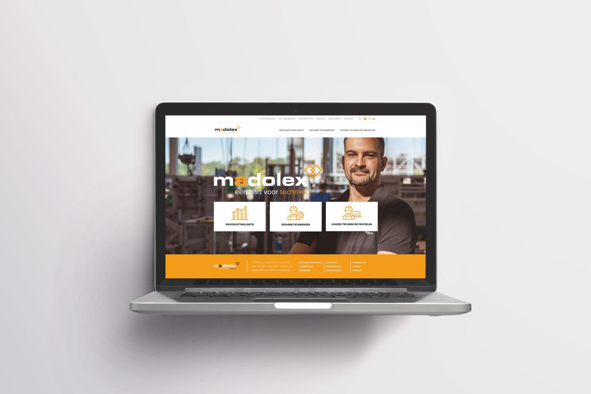 Website Madolex