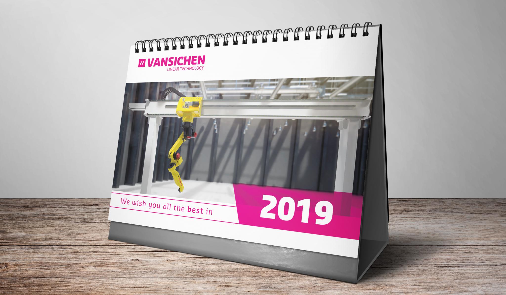 Kalender Vansichen 2019