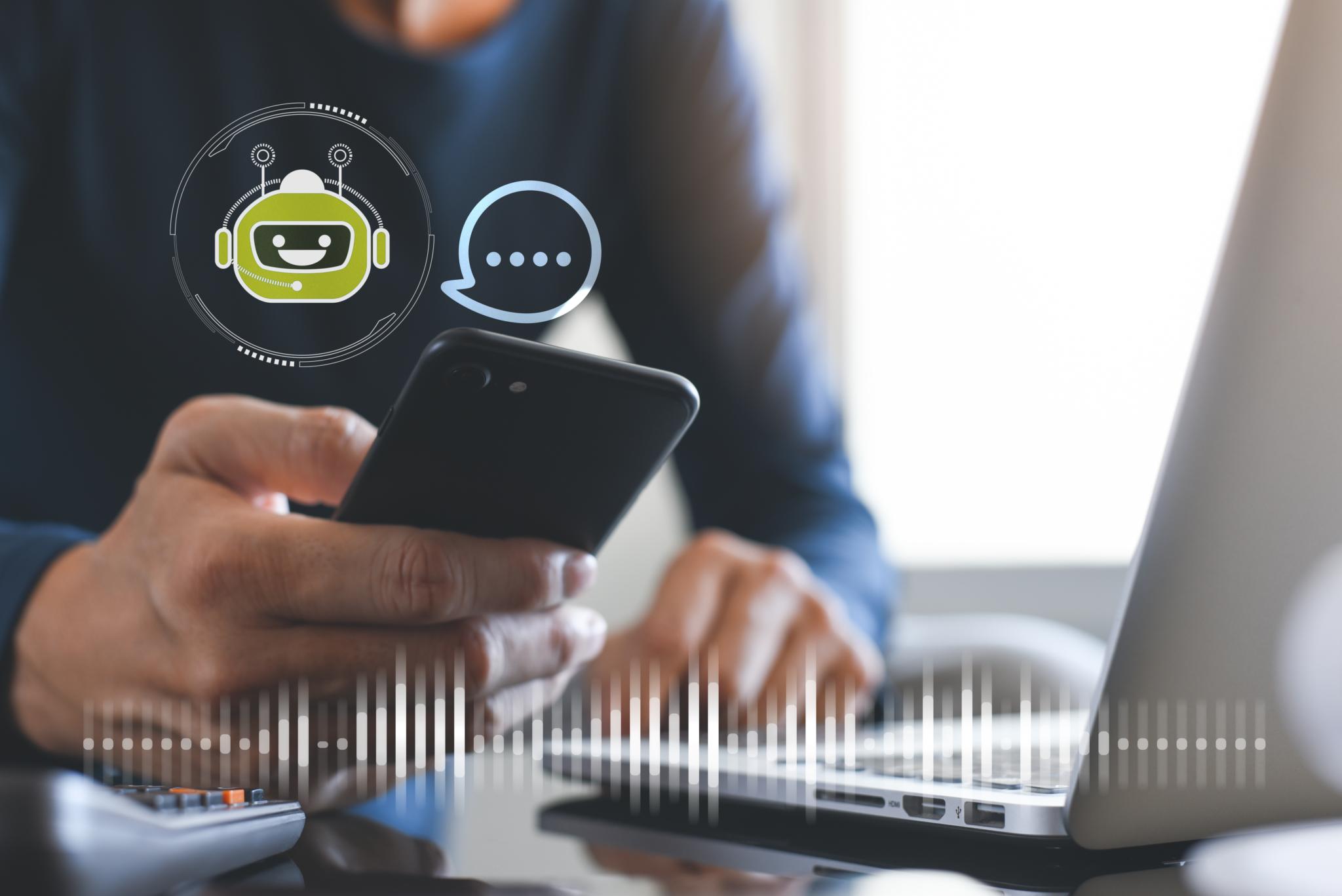 Chatbots zijn de toekomst