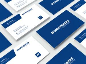 Cobotracks - visitekaartjes