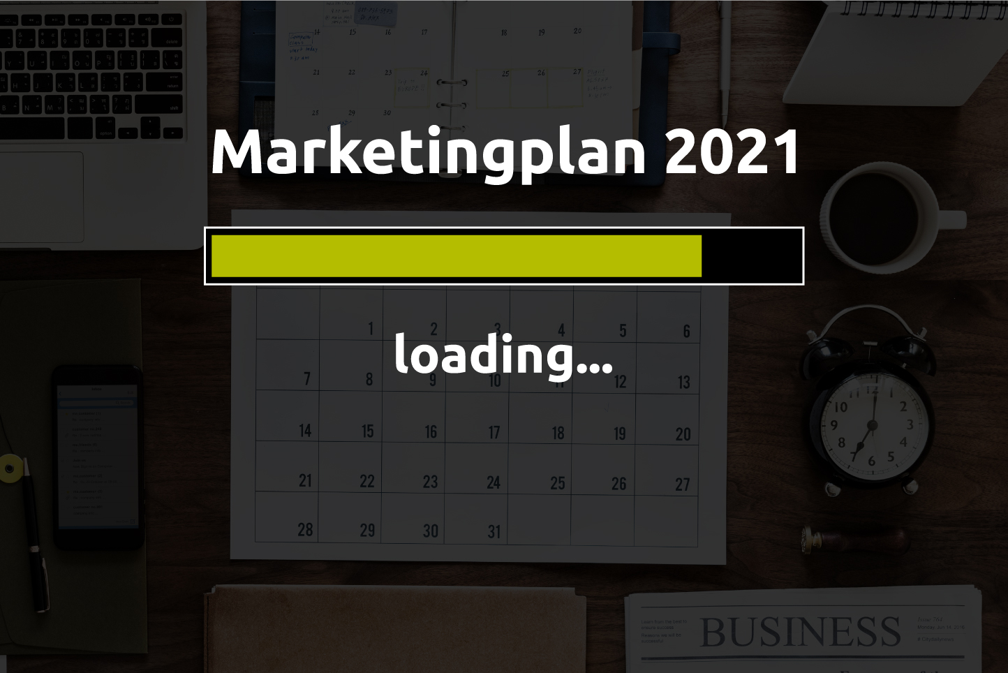 marketingplanning 2021