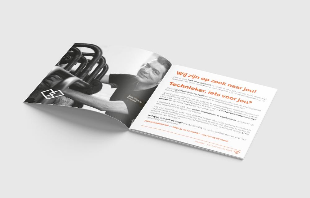 Madolex brochure techniekers