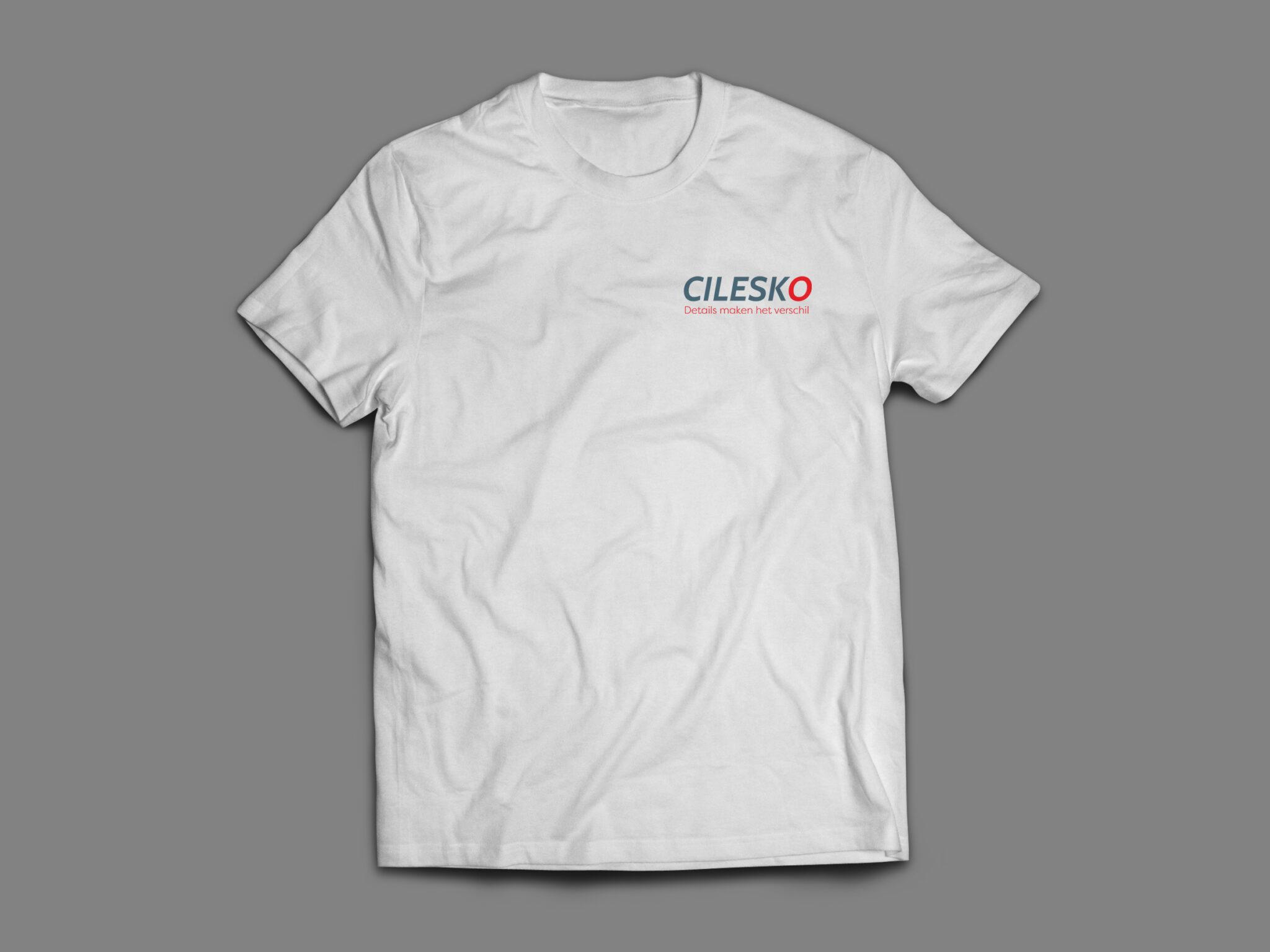 Cilesko t-shirt voorkant