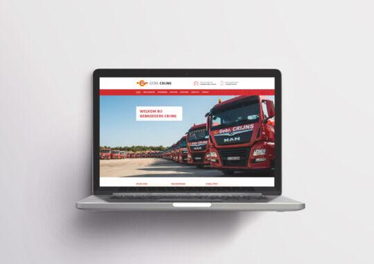 Gebroeders Crijns website