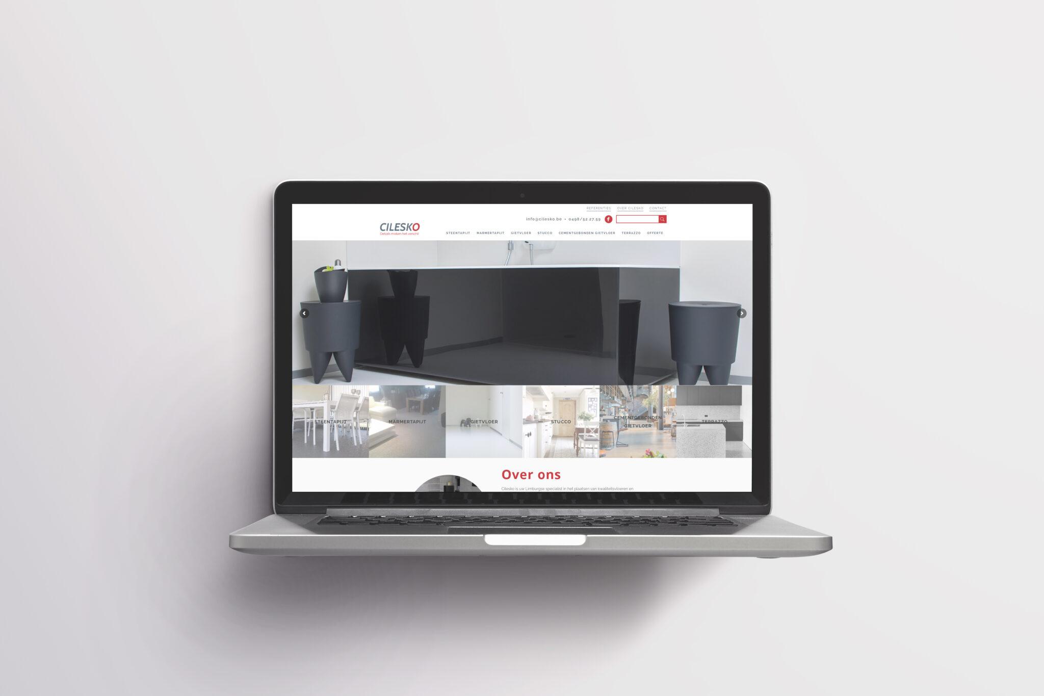 Cilesko website