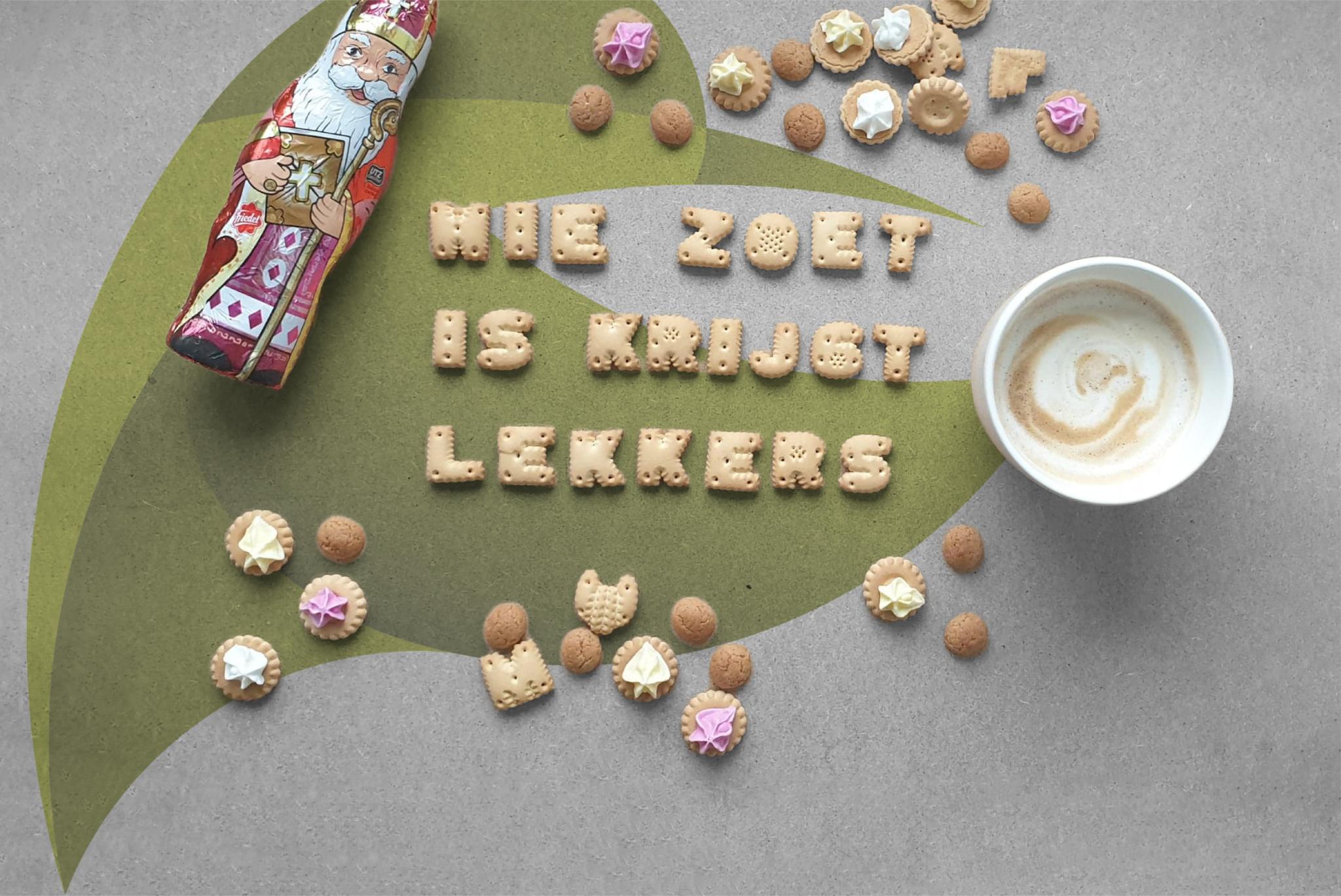 Verras je klanten met een Sinterklaascadeau!