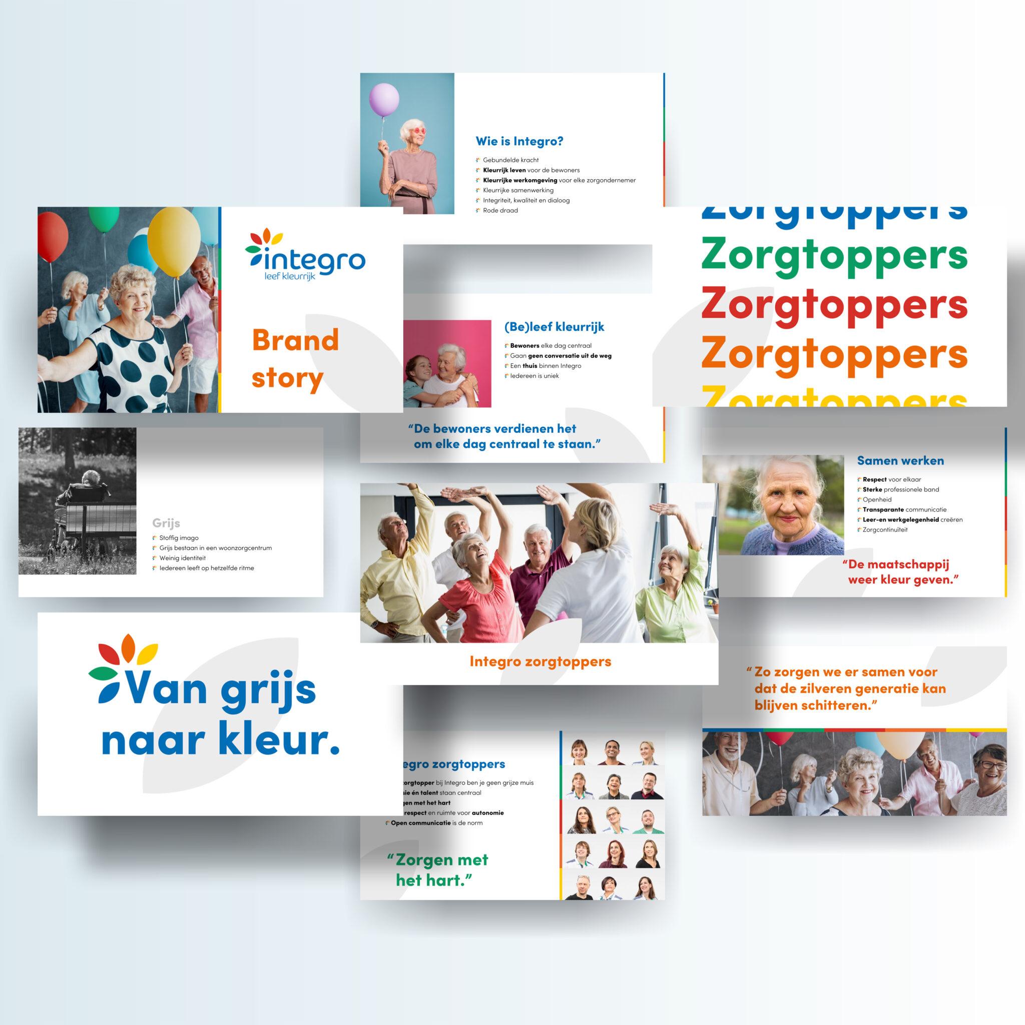 Brand story Integro