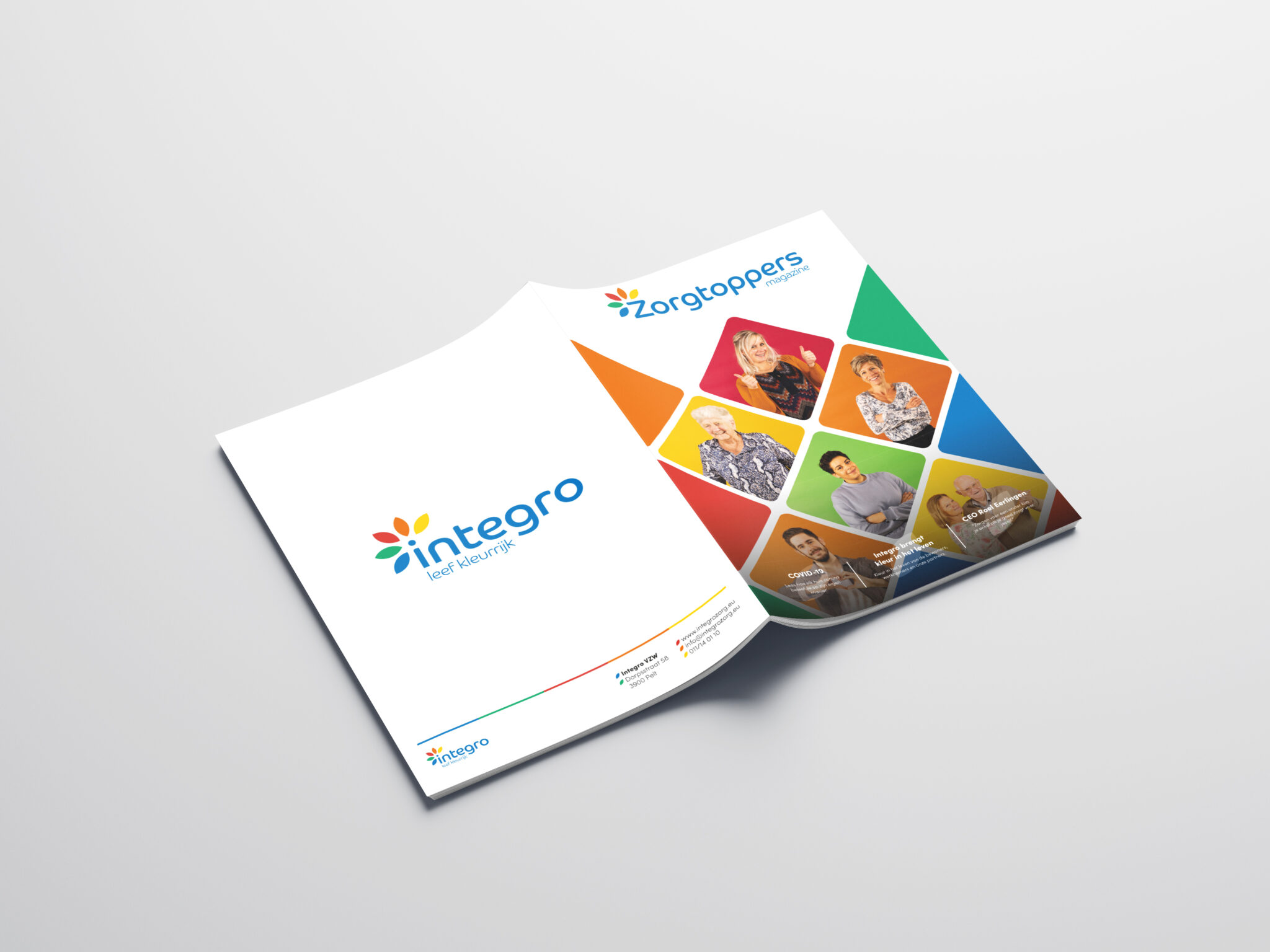 Zorgtoppers magazine